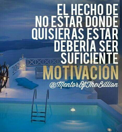 Mentor of the billion. Motivación.
