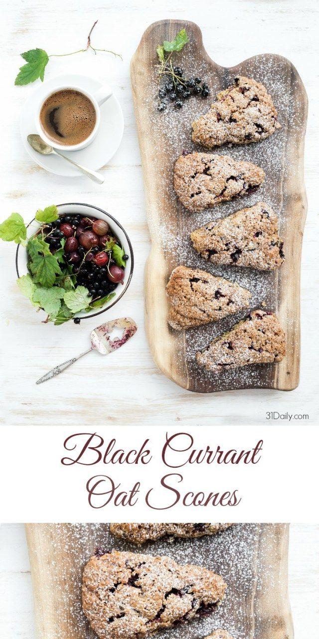Blackcurrant cake: tasty and fast 10