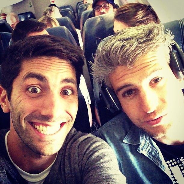 I have a thing for these nuckle heads: Nev Schulman & Max Joseph #Catfish