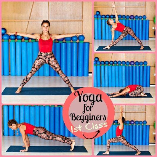 Yoga στο σπίτι: Εύκολες ασκήσεις για τις αρχάριες της παρέας! - Tlife.gr