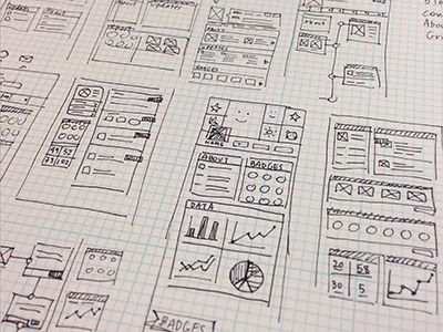 Hi dribbble, I'm still alive. I've been too busy with work to post! Here are some exploratory wireframes for our user profile revamp.  Nothing too fancy. :)