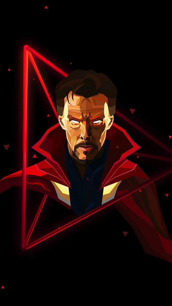 Dr. Strange, artwork, dc comics, superhero, 720x1280 ...