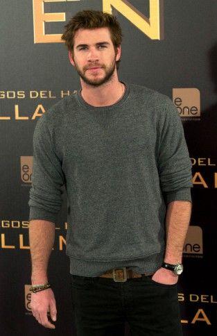 Liam Hemsworth Hot
