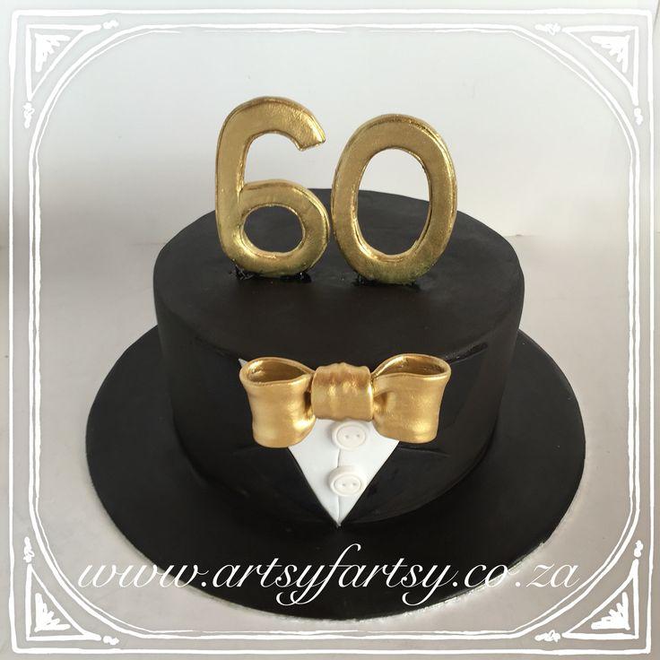 Bow Tie Cake #bowtiecake