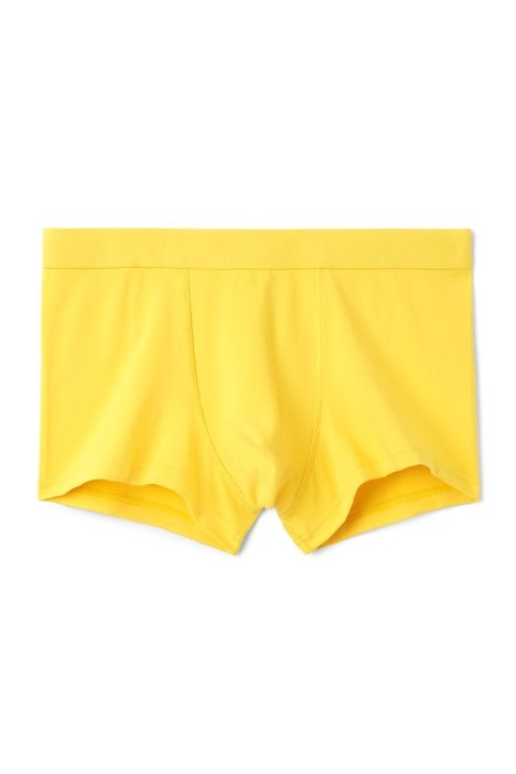 Weekday Dylan Trunks in Yellow Light