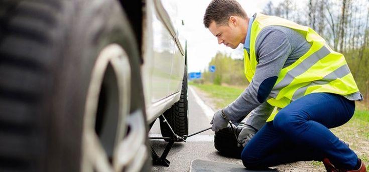 Flat Tire Road Service