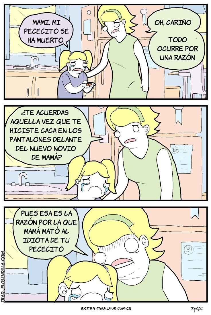 Todo pasa por algo - El pececito muerto | Weba MX