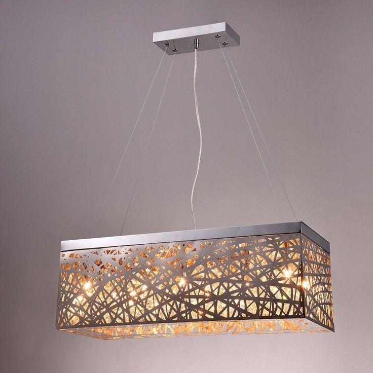 Warehouse of Tiffany Layla Crystal Pendant Light