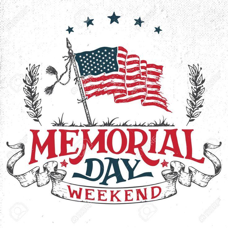 Happy Memorial Day Weekend