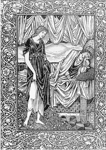 Edward BurneJones 255 PreRaphaelite Paintings and Illustrations