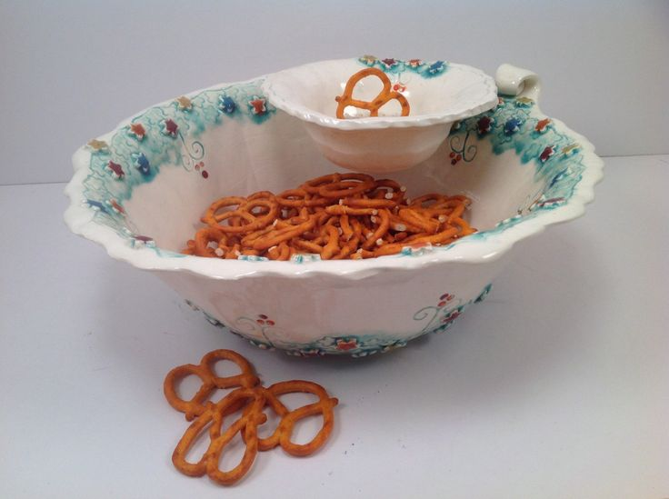 78 Ideas About Chip And Dip Bowl On Pinterest Pottery