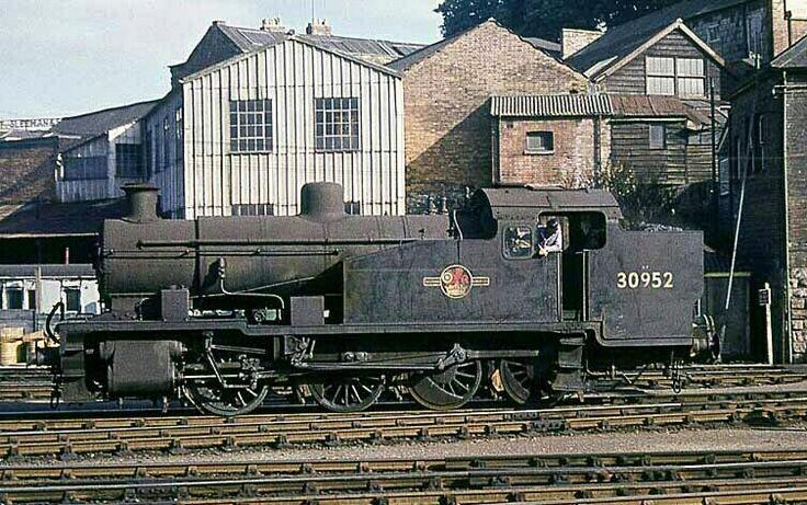 BR (Southern) Z class  0-8-0 T