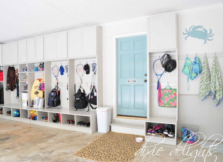 An organized garage is every homeowner's dream, but it's so hard to achieve! Check out these creative ways to keep clutter at bay by organizing everything from sports equipment to tools.