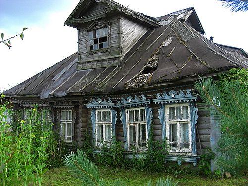 Village Podzhigorodovo    Klin Raion, Moscow Oblast, Russia