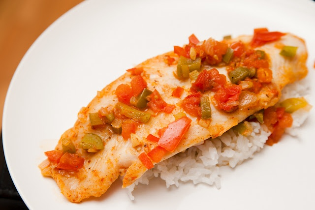 Skillet Cajun Spiced Flounder. Kathie Cooks has some awesome recipes ...