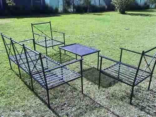 Mesas de hierro de jardin buscar con google mesas y for Mesas y sillas para patios