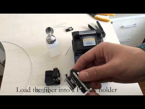 AV6473 FTTH Fusion Splicer Introduction