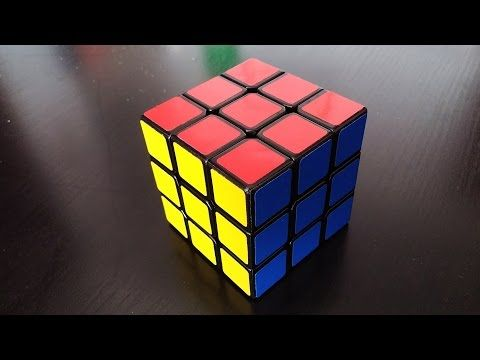 Resolver cubo de Rubik: Paso 7 - YouTube