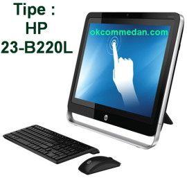 HP KOMPuter All in One  intel core i5 VGA 1 Gb