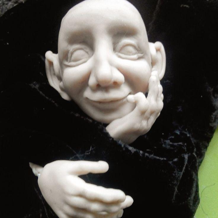 Новая кукла  (Куклы и игрушки Елены Сусловой)
