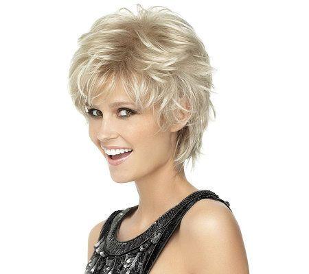 Hairdo Spiky Cut Wig A326250 Qvc Com Wigs