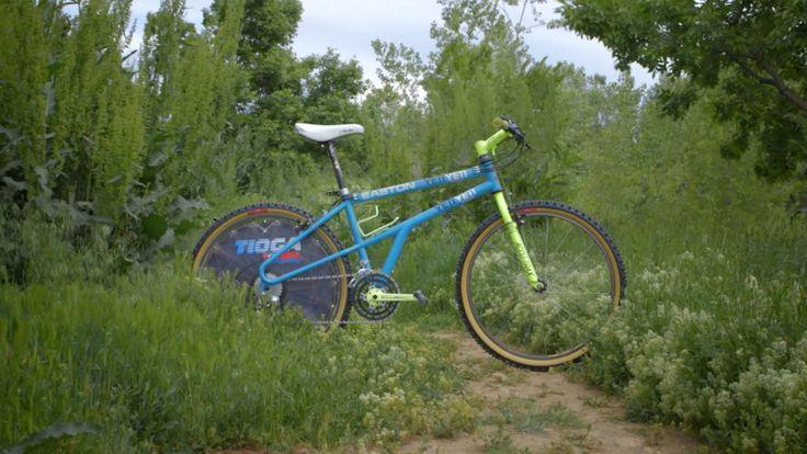 TPC Museum Series 13 John Parker Yeti Cycles