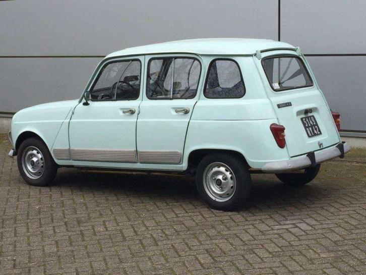 Renault 4 R 4 GTL 1979