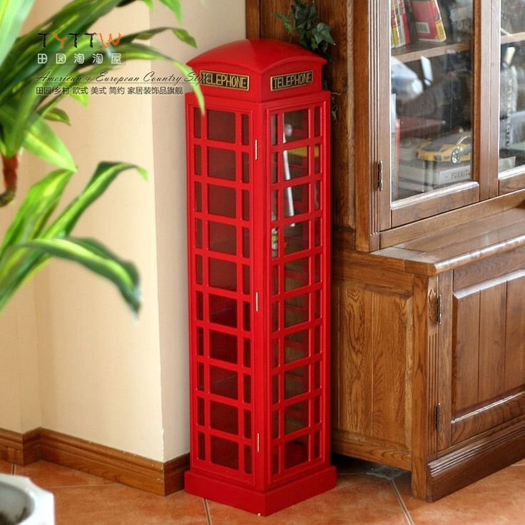 London Telephone Booth Mirror At Hobby Lobby These Will Be In My