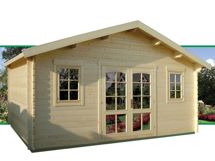 Retreat2 Prefab Wooden Cabin Kit For Sale From bzbcabinsandoutdoors.net Solid wood cabin kits for, hunting, fishing,camping, guesthouse or garden cabin.