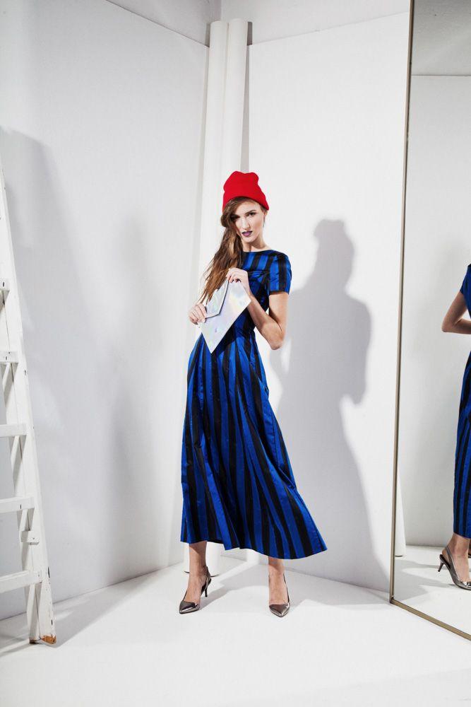 60s style Princess Dress 411zł / 119$ 100% Silk
