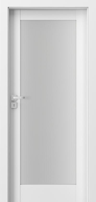 Porta GRANDE A1 Biel Klasyczna (RAL9016)