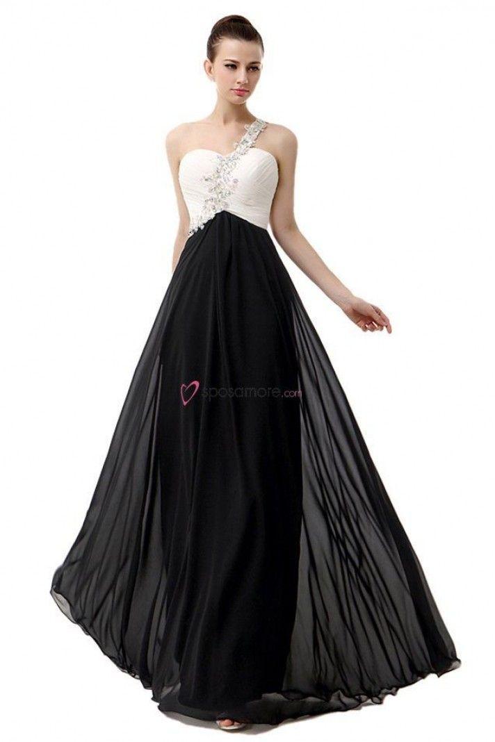 d1ae055d707a Sognare Abito Da Sposa Rosso E Nero   Oltre fantastiche idee su abiti di  chiffon rosso