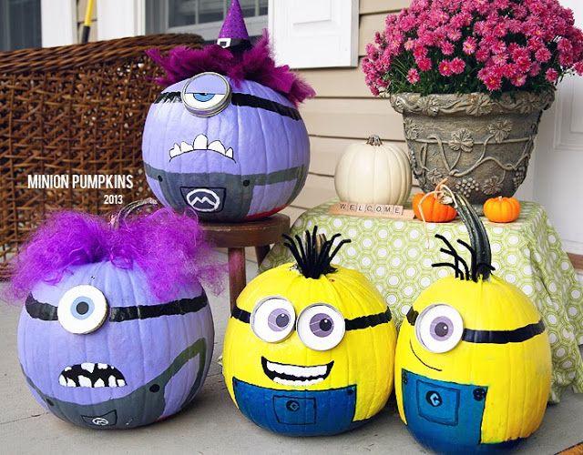 she makes stuff...: best pumpkins ever | Halloween 2013