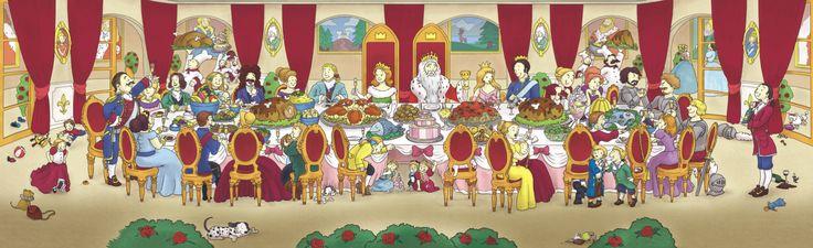 *▶ Praatplaat:  Prinsen & Prinsessen!
