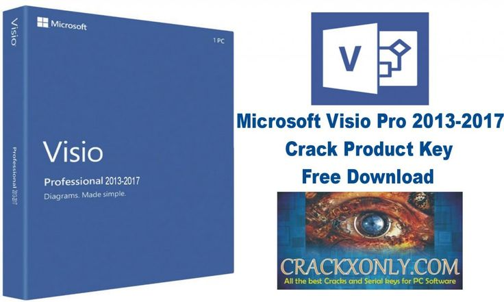 Microsoft Visio Pro 2013-2017 Crack Product Key Free Download
