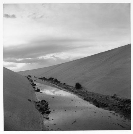 Irrigation Canal, Albuquerque, New Mexico (1974) Frank Gohlke/George Eastman House collections