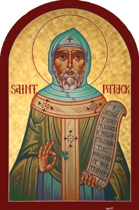 st. patrick icon - Google Search
