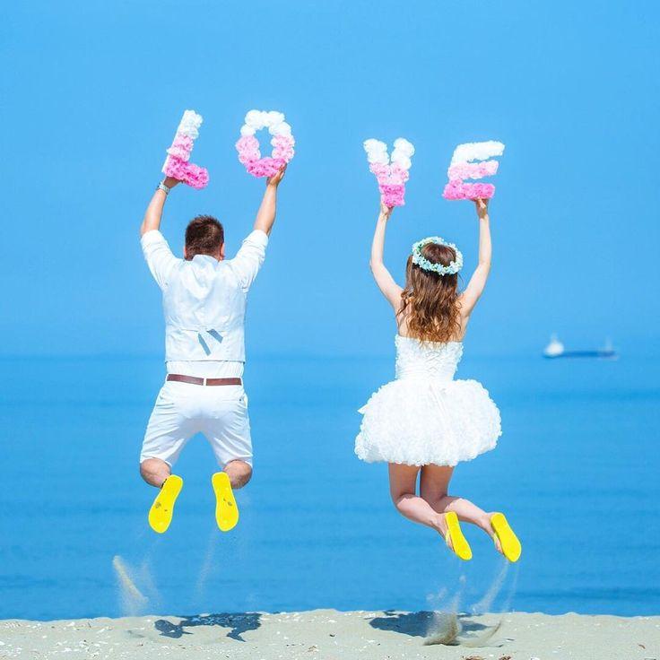 ジャンプショットの撮り方アイデア10選 | marry[マリー]