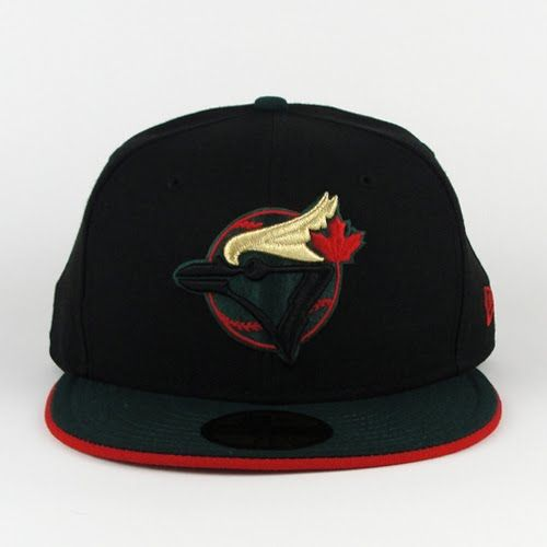 fitted hats | ... Toronto Bluejays New Era Custom Fitted Hat | Cranium Fitteds Blog