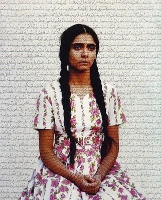 Shirin Neshat.
