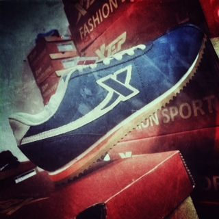 Flow Xtep all colours #moda #sport #fashion #look #casual #shoes #zapatillas #colours #xtepspain