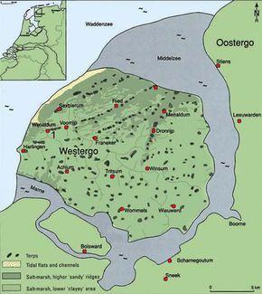 Archeoweb - Vroege Middeleeuwen