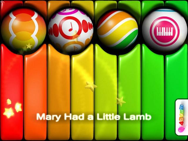 Tunes to Play and Learn *    * Twinkle, Twinkle, Little Star   * London Bridge   * Wlazł kotek na płotek   * Mary Had a Little Lamb   * Ode to Joy   * Row, Row, Row your Boat   * Jingle Bells   * Alabama   * Amazing Grace   * For He's a Jolly Good Fellow