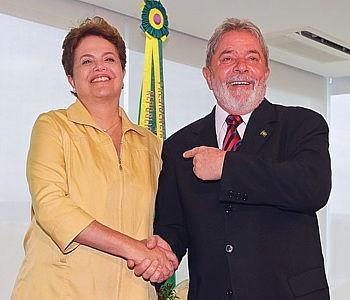 """Fracassa tentativa de separar #Lula & #Dilma - julgamento do """"mensalão"""""""