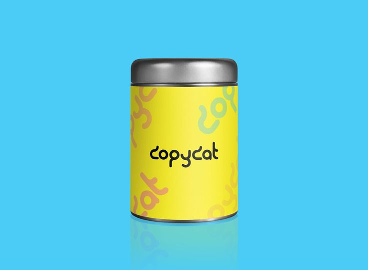 Tin Container Packaging MockUp FREE! (psd mock up)