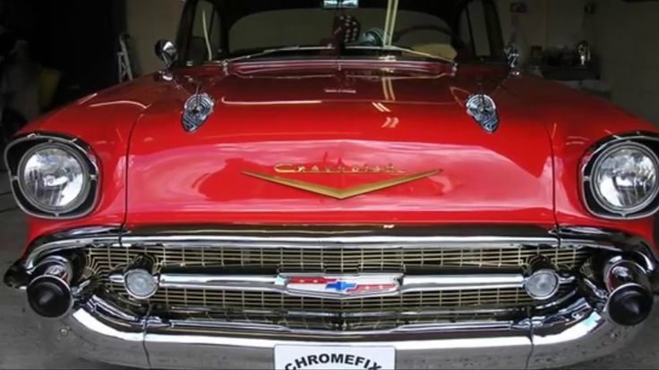 One Of The Best Automotive Chrome Plating Service In UK