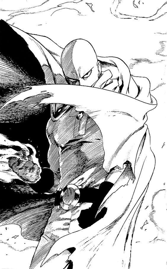 One punch man art #onepunchman #saitama #cosplayclass