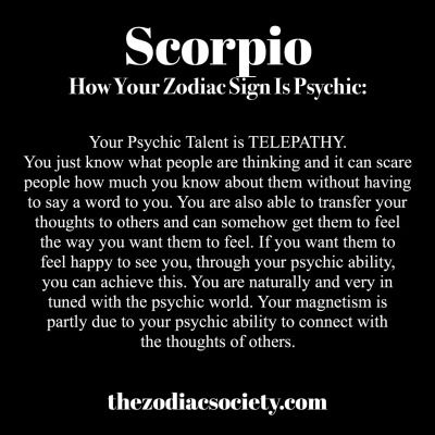 What Are The Traits Of A Scorpio