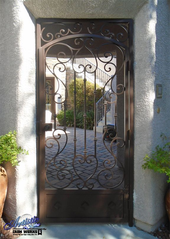 Entryways 169 best wrought iron entryways images on pinterest | free quotes