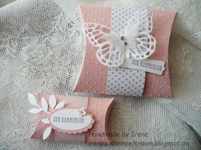 Irenes Stempeltraum: Pillow - Box
